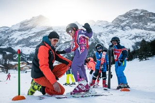 apprentissage ski
